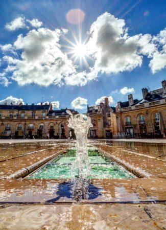Dijon, Capitale de la Bourgogne