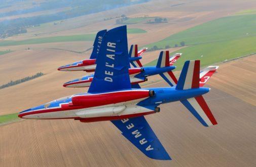 Meeting de France – l'excellence aéronautique