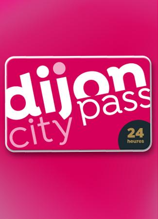 Dijon City Pass 24h