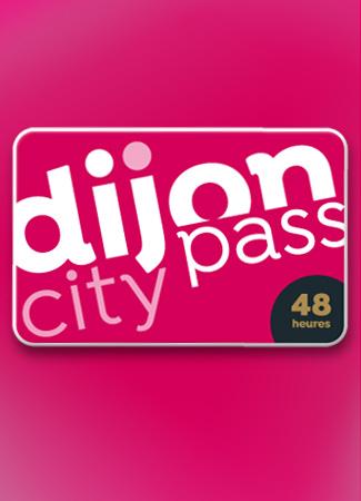 Dijon City Pass 48h