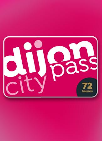 Dijon City Pass 72h