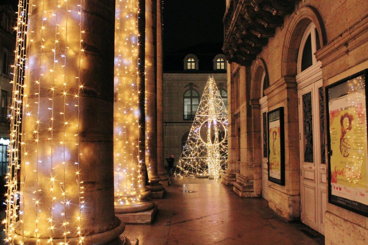Noël 2019 - Dijon - Grand Théâtre