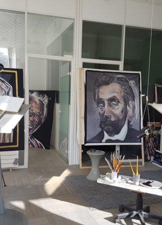 Culture, Ateliers, Galeries d'Art