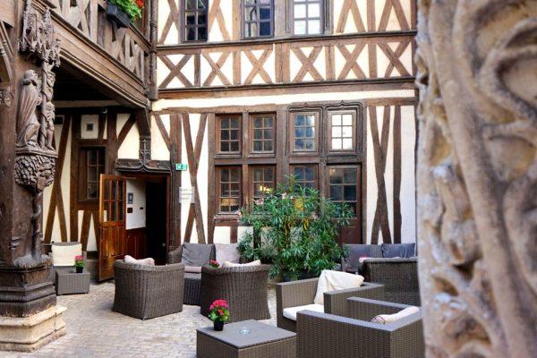 Envie d'intimité ? Découvrez les terrasses cachées de Dijon