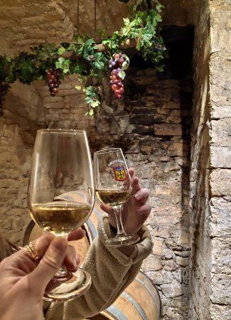 J'ai participé à la visite Dijon, terre des vins !