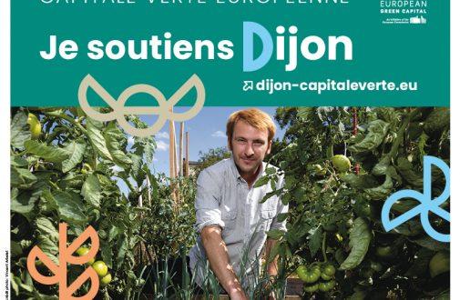 Dijon Capitale Verte Européenne !
