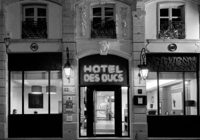 Hôtel des Ducs - 8