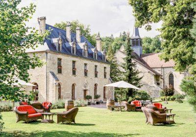 Hôtel-Restaurant Abbaye de la Bussière-sur-Ouche - 0