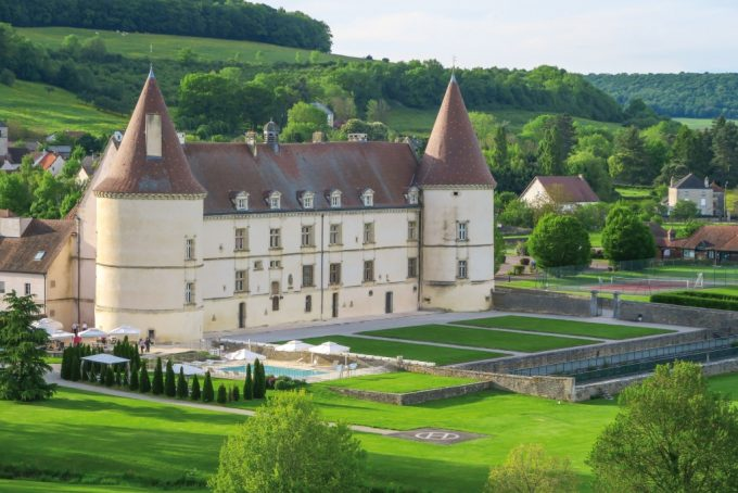 Chateau-de-Chailly