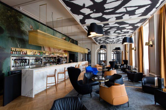 Le Bar by La Cloche – Grand Hôtel La Cloche Dijon MGallery