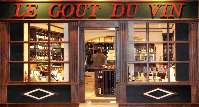Le Goût du vin Dijon