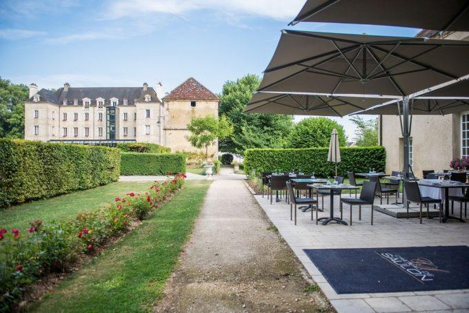 Château de Saulon-la-Rue - 2