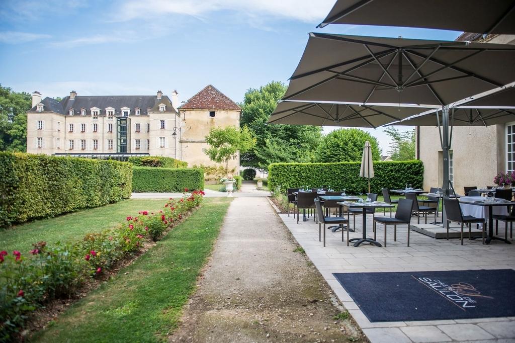 Restaurant Château de Saulon