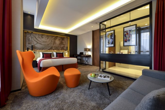 Grand Hotel La Cloche Dijon