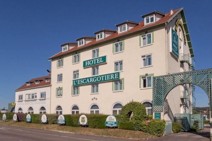 Hôtel L'Escargotière