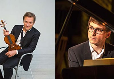 Renaud Capuçon & Guillaume Bellom  Fauré, Saint-Saëns, Ravel