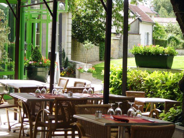 Restaurant du Parc de la Colombière - 1