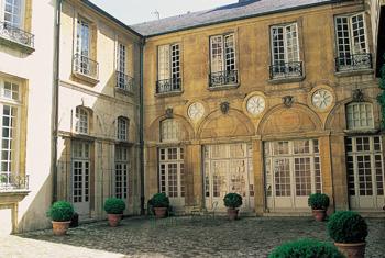 Hôtel Lantin (Musée national Magnin) - 3