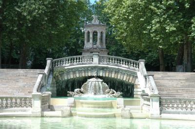 Jardin Darcy - 1