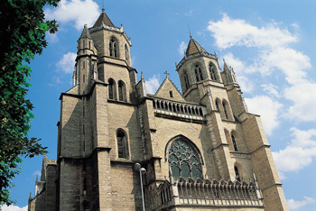 Cathédrale Saint-Bénigne - 0