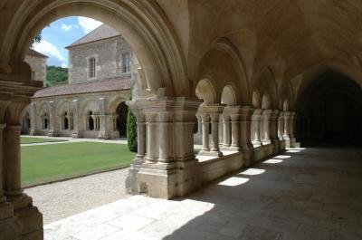 Abbaye de Fontenay - 7