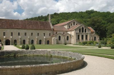 Abbaye de Fontenay - 8