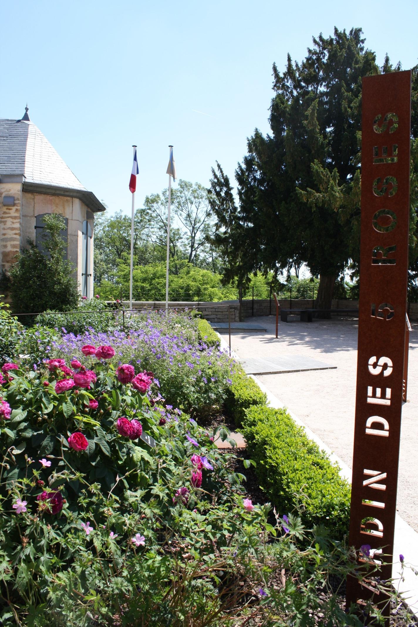 Le Jardin des 5 Roses