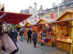 Marché de Noël à Dijon