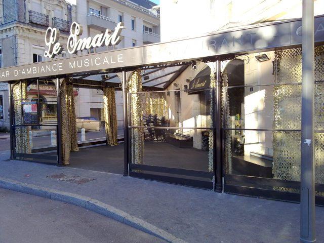 Terrasse du Smart