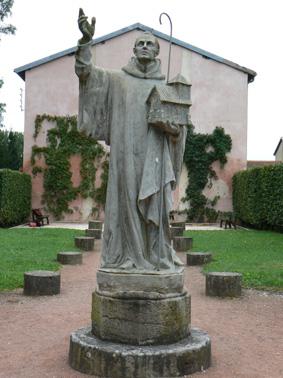 Robert de Molesme, fondateur de Cîteaux