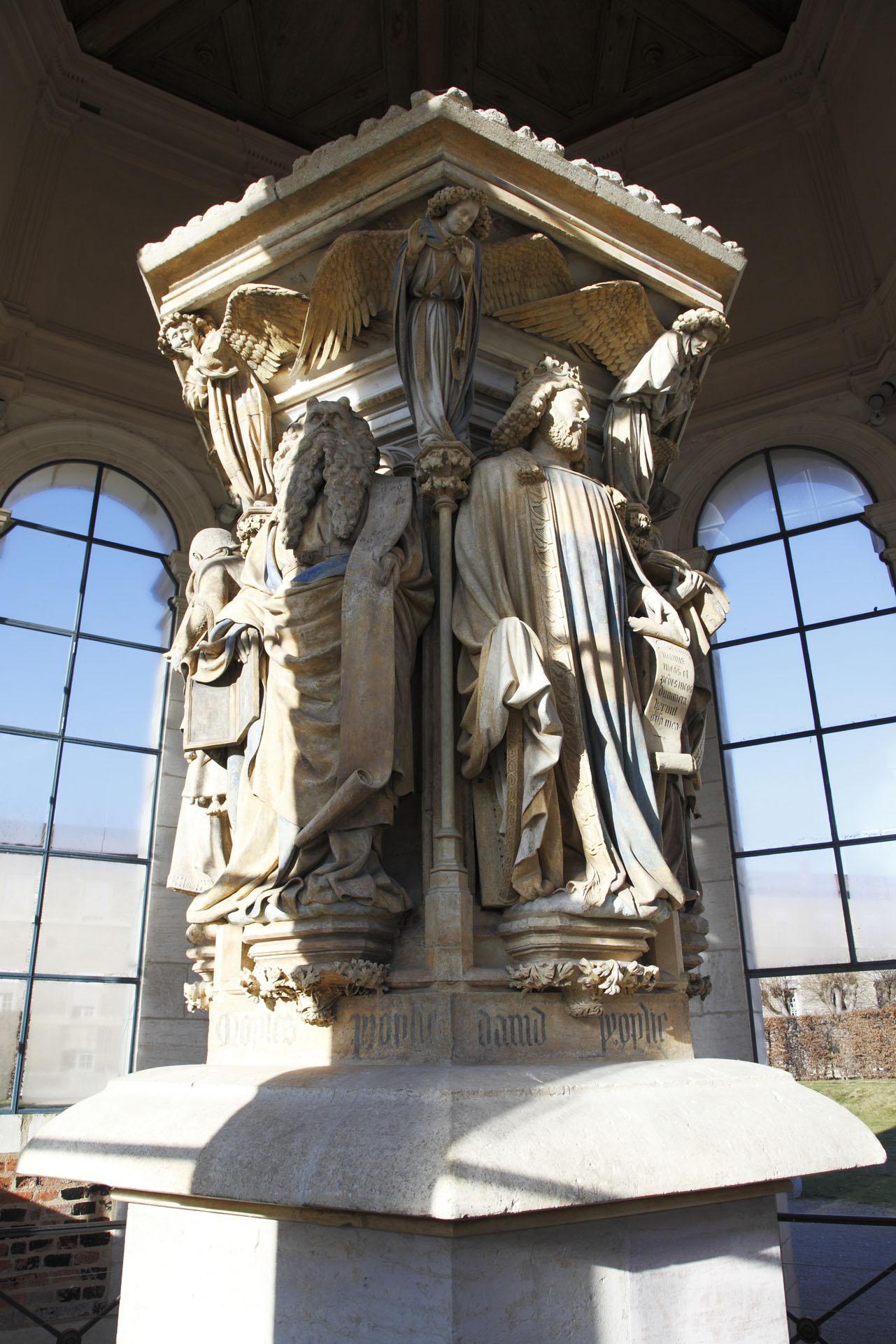Puits de Moïse – Dijon