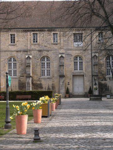 Square des Bénédictins