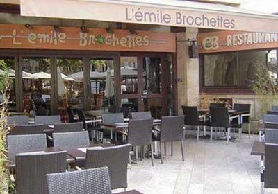 L'Emile Brochettes - 4