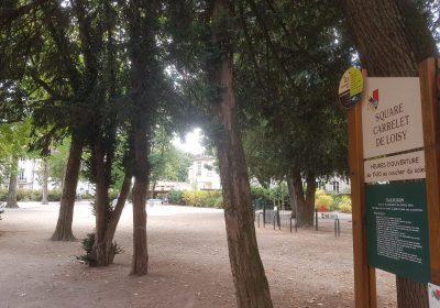 Square Carrelet-de-Loisy - 0