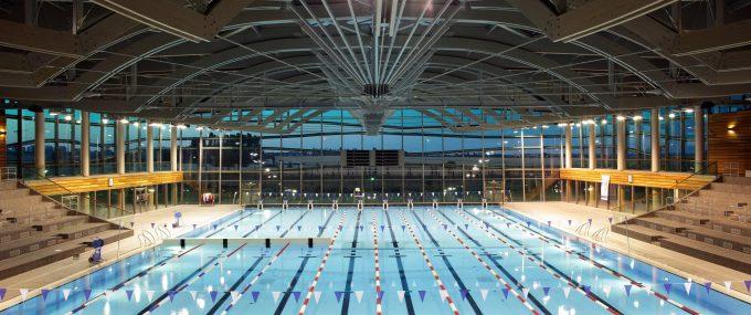 Bassin olympique Piscine olympique du Grand Dijon