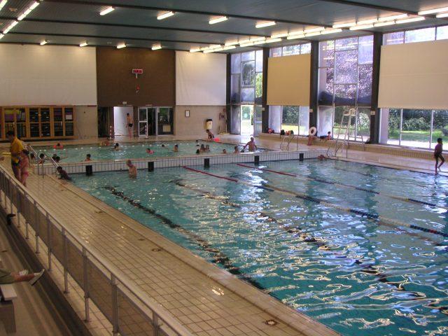 piscine de Fontaine d'Ouche