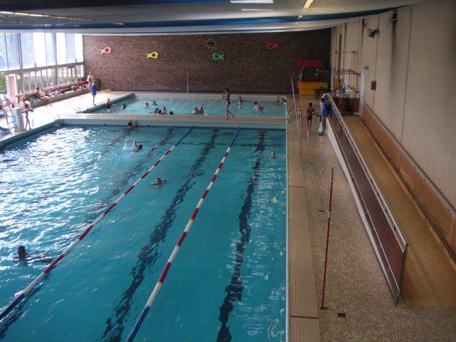 piscine des Grésilles