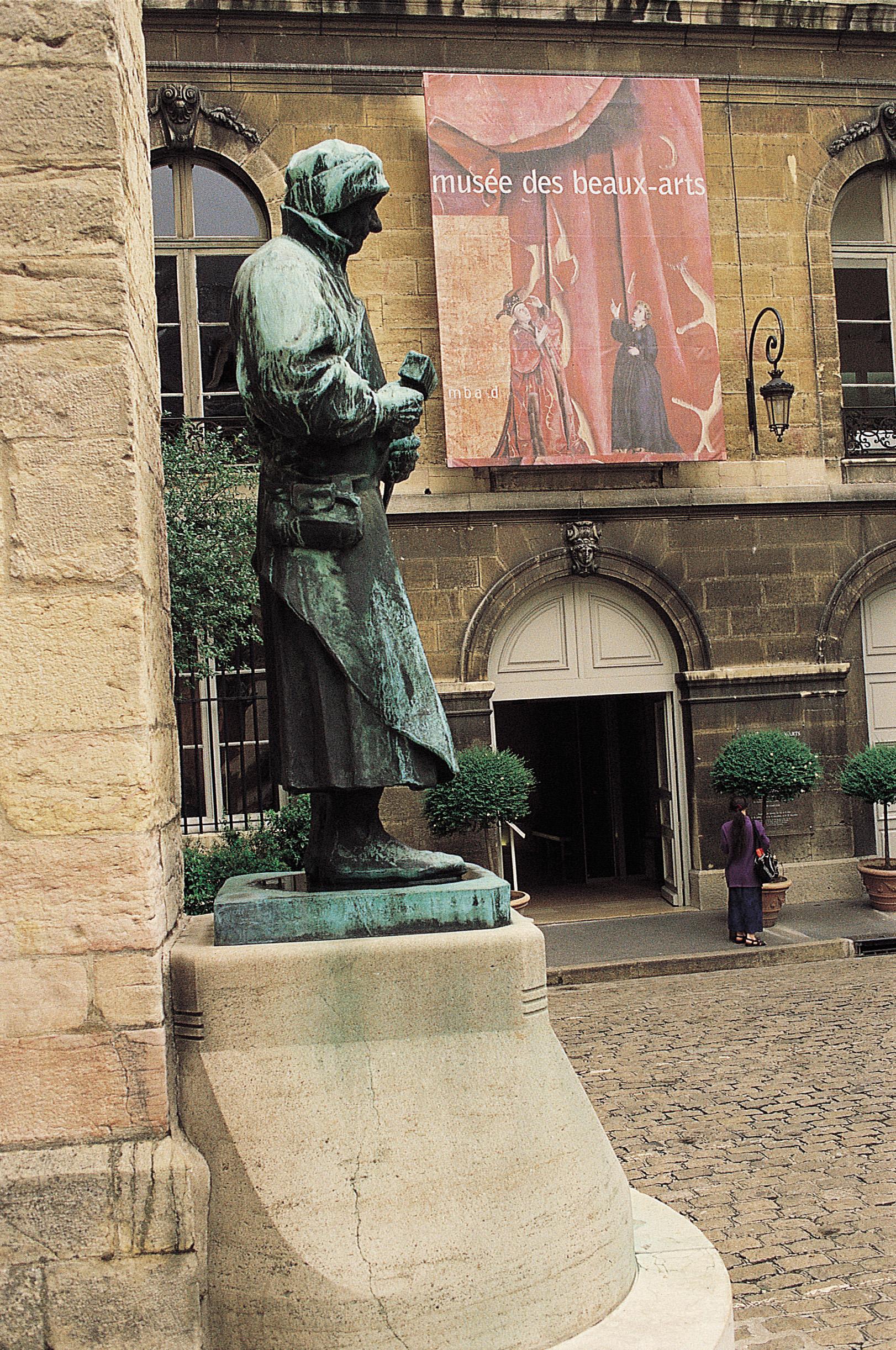 Cour de Bar – musée des beaux-arts de Dijon