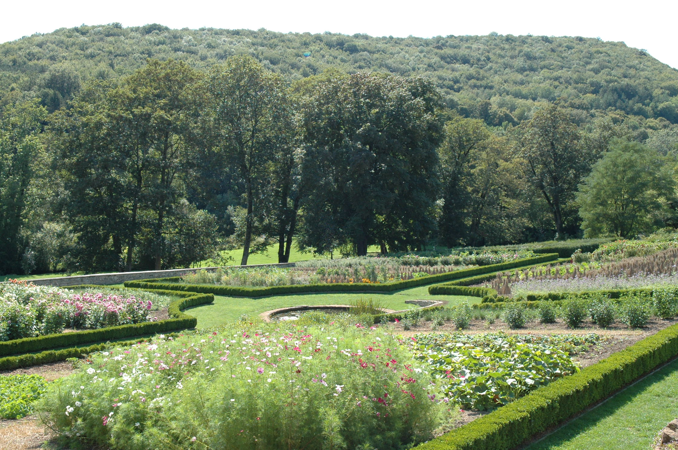 Jardins de Barbirey