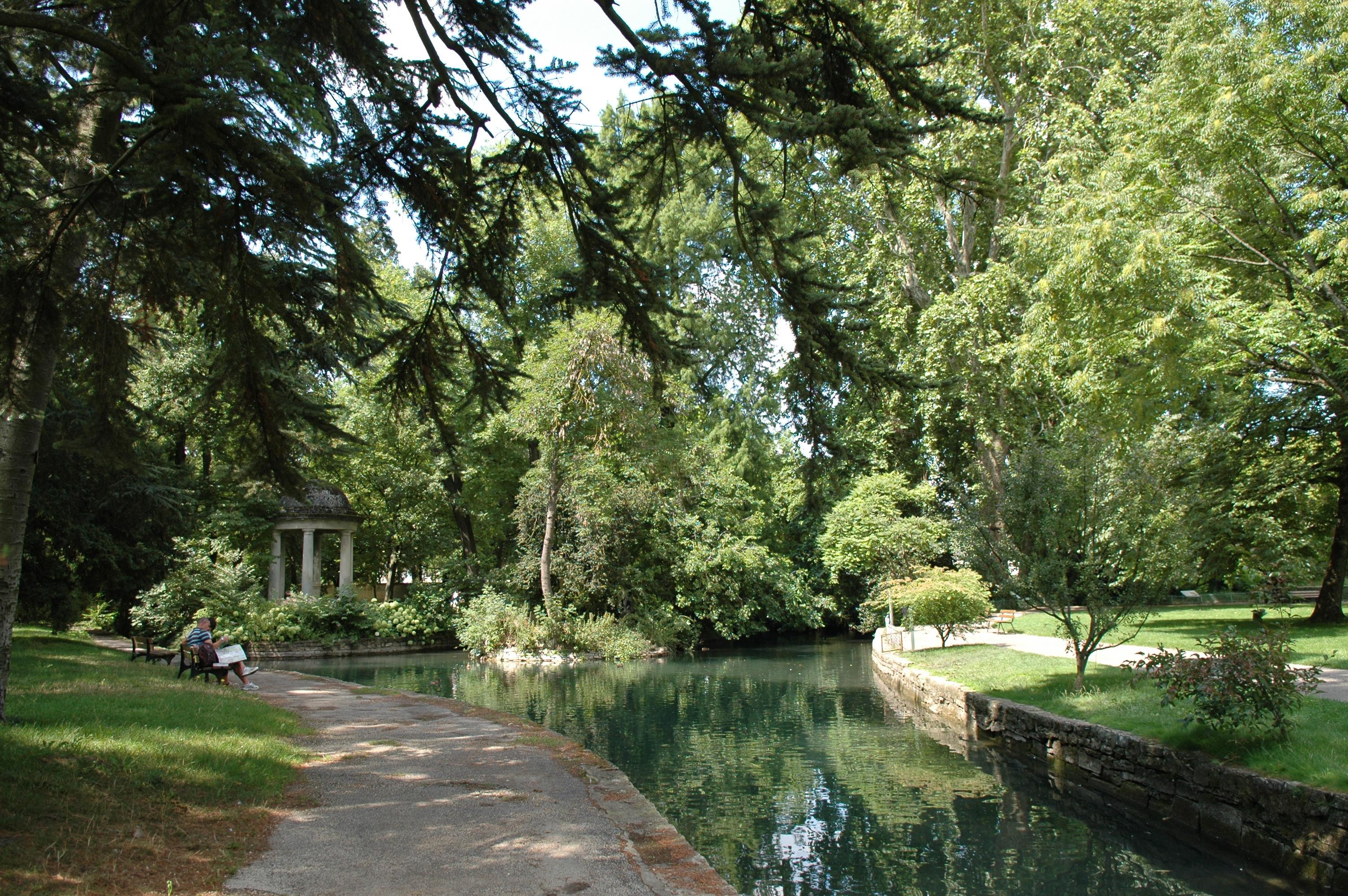 Jardin des Sciences à Dijon