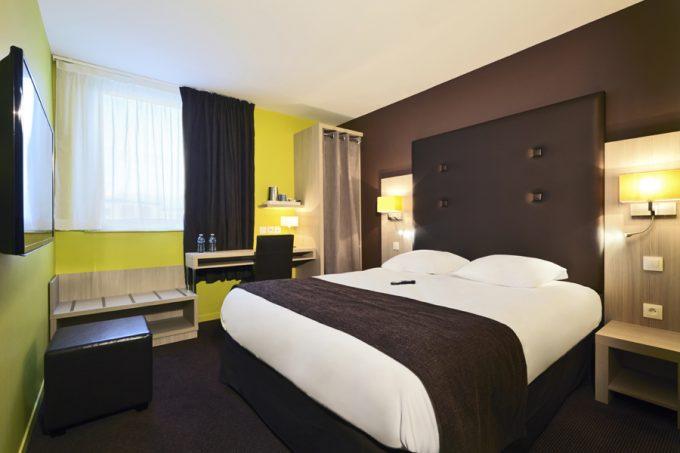 Hôtel Kyriad Prestige Dijon Nord – Valmy