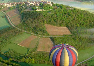 France Montgolfières – Semur-en-Auxois - 2