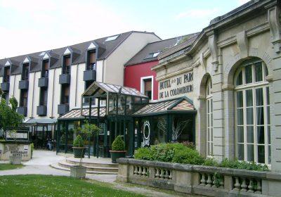 Hôtel-Restaurant du Parc de la Colombière - 1