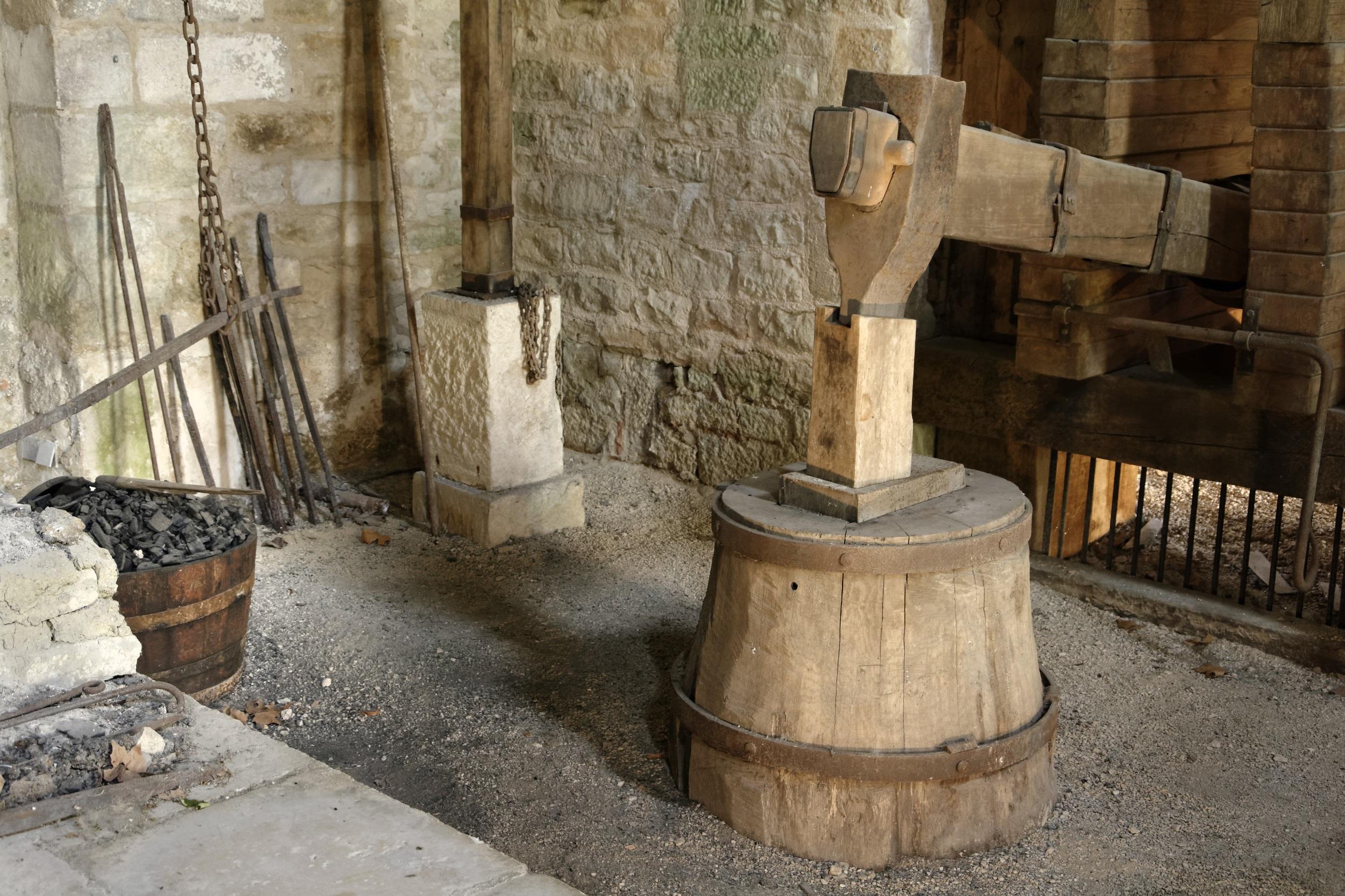 Abbaye de Fontenay - 6