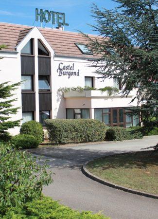 Hôtel Castel Burgond