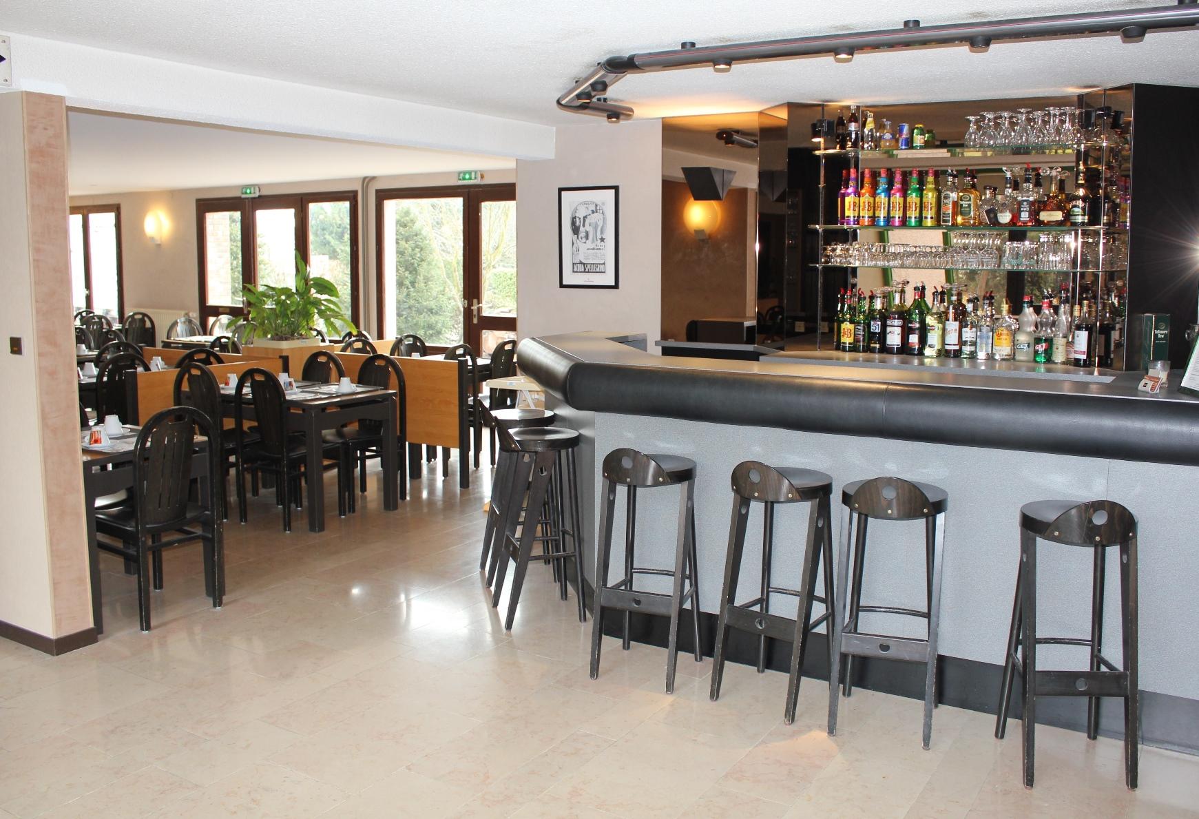 Bar Hôtel Castel Burgond