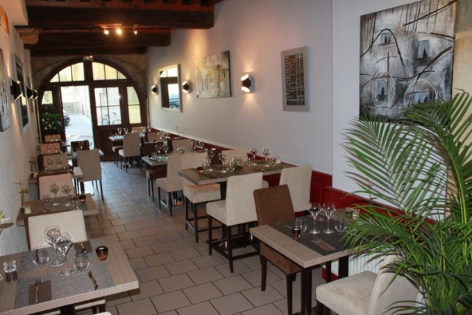 Salle du restaurant Carpe Diem