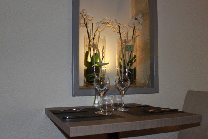 Table du restaurant Carpe Diem