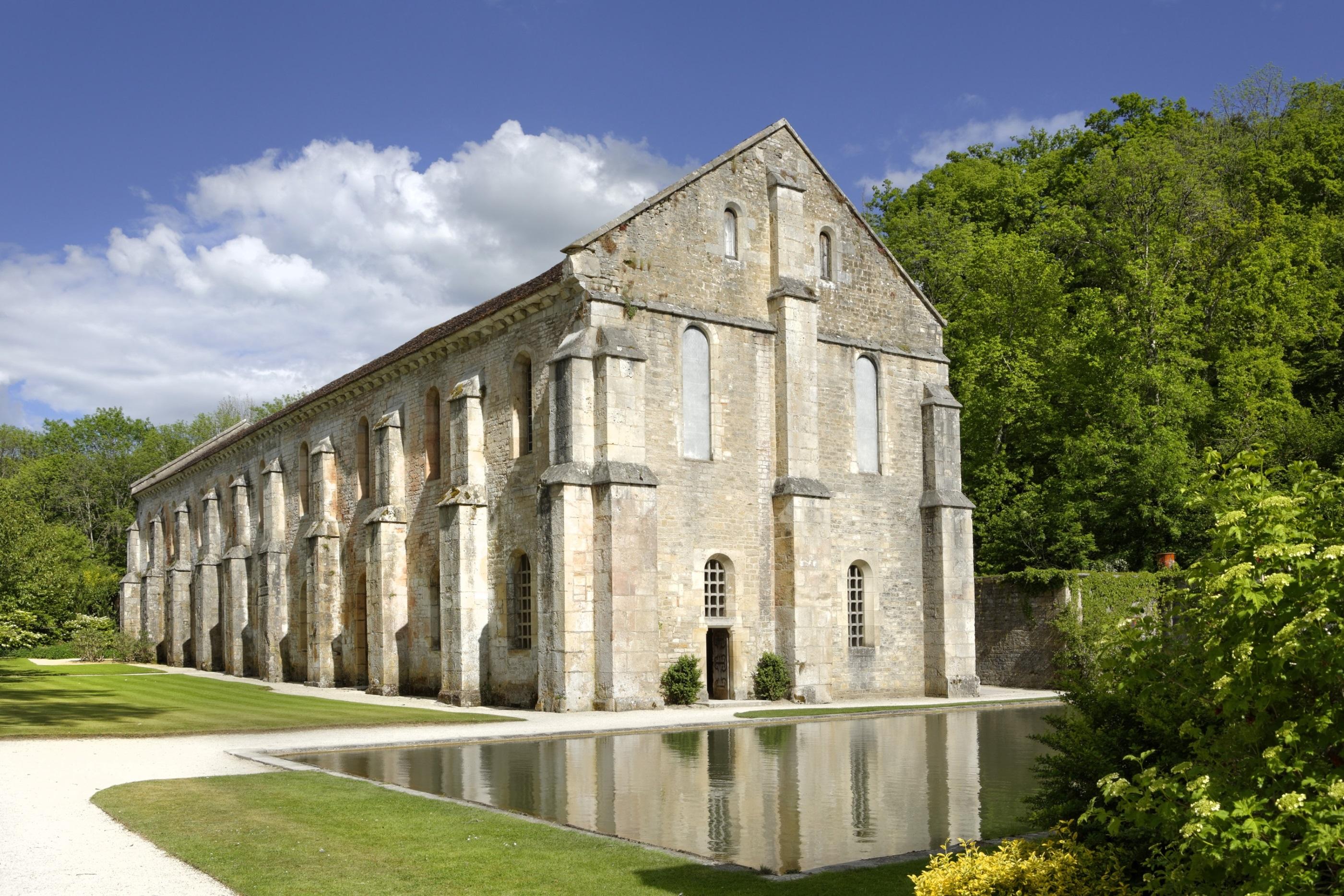 Abbaye de Fontenay - 5