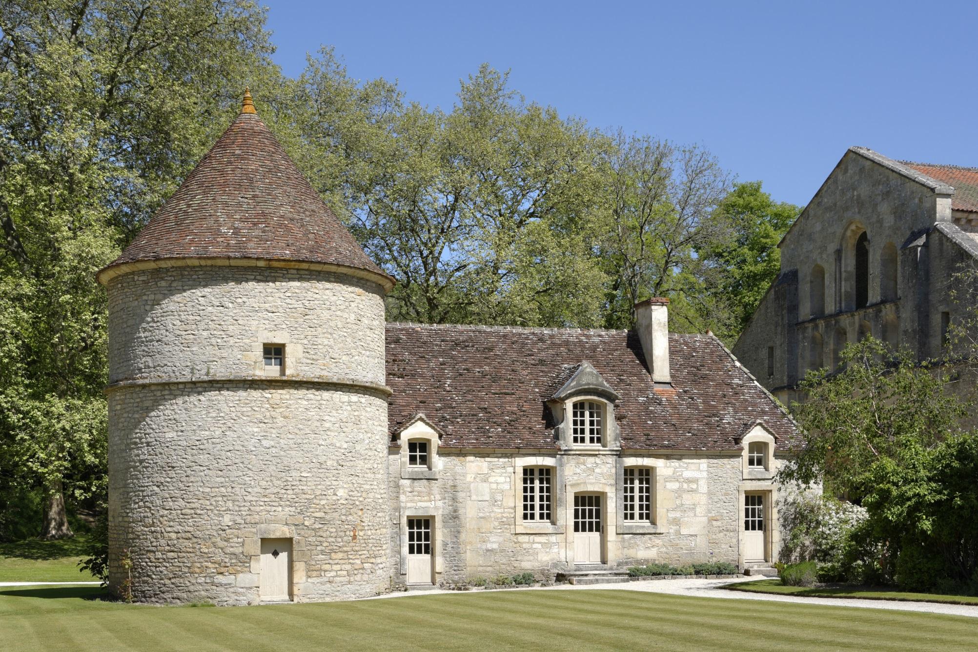 Abbaye de Fontenay - 3